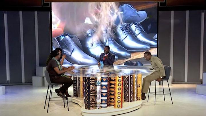 Enquête sur le business des chaussures en Côte d'Ivoire (Made In Africa)