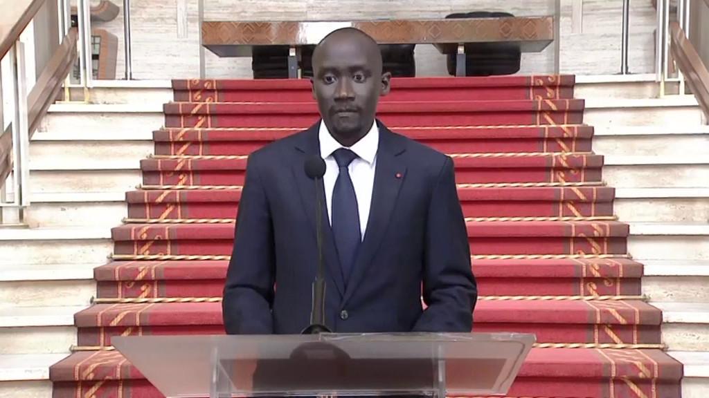 Remaniement ministériel : Annonce du nouveau gouvernement