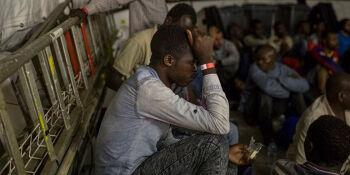 ''On faisait nos besoins sur place et chaque jour on comptait par dizaines les morts'' Gnadou Gnadou (ex-migrant ivoirien en Lybie)
