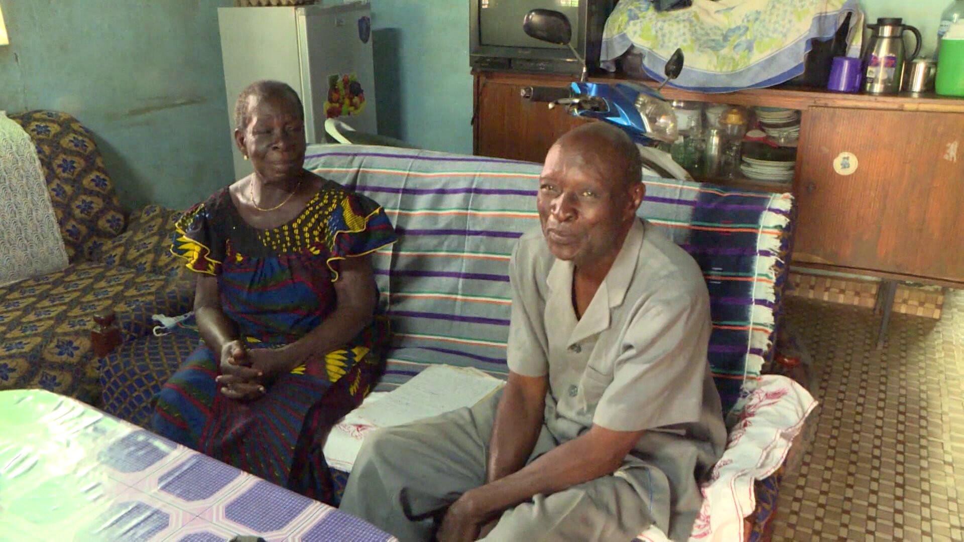 9e TAC : A la découverte du couple Sawadogo, un couple mixte ivoiro-burkinabè