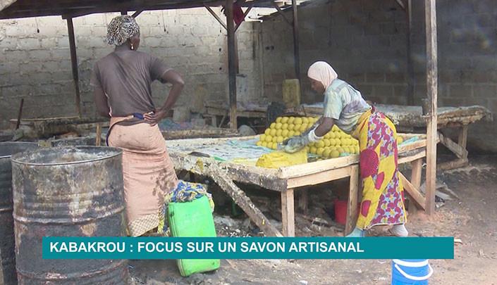 """Eco Plus: Focus sur la fabrication du savon artisanal appelé """"Kabakrou"""""""
