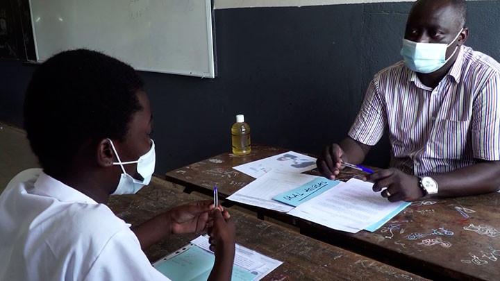 Education: Début des épreuves orales de la session 2021 du BEPC