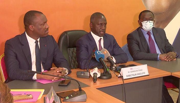 Retour de l'ex-président Laurent Gbagbo, le RHDP appelle le FPI au sens de la responsabilité