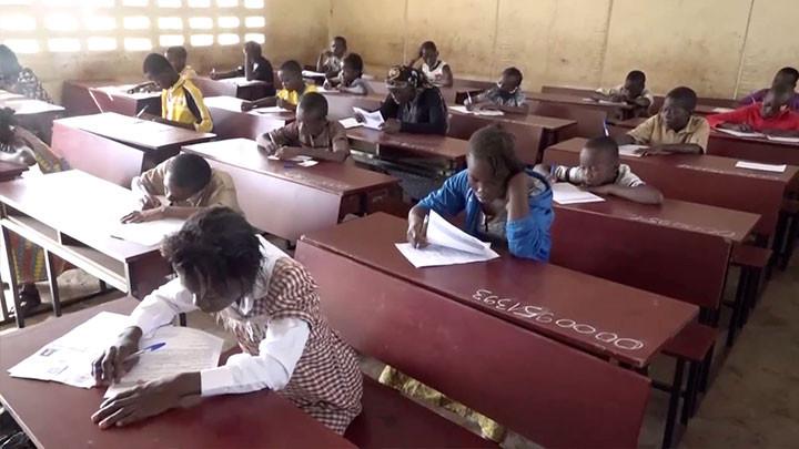 Bouaké: près de 27.000 candidats affrontent les épreuves du CEPE et du concours d'entrée en 6ème