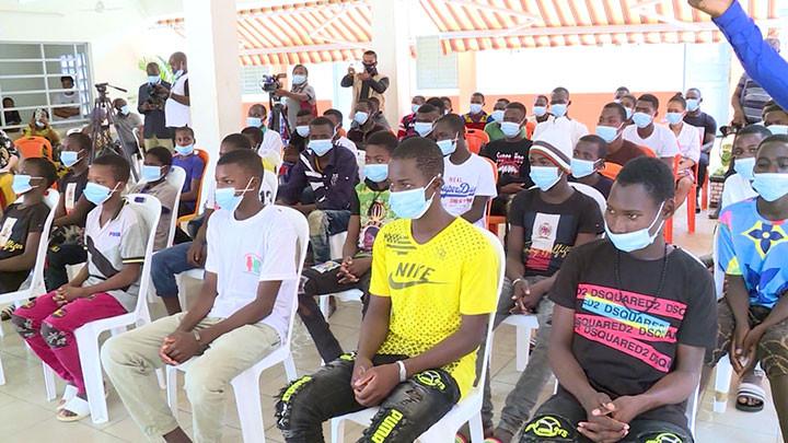 Lutte contre la traite et l'exploitation des enfants: 21 jeunes burkinabé sauvés des mains des trafiquants