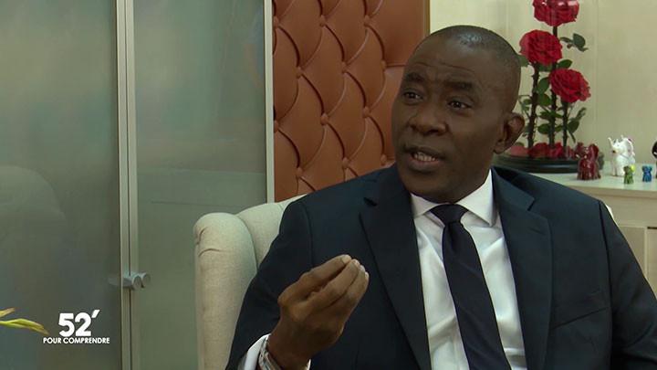 """""""Depuis la réorganisation de l'ACD, il y a de moins en moins de litige foncier"""" (Tidiane Kaba Diakité)"""