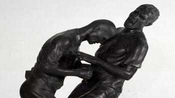 La collection Pinault s'affiche en noir et blanc