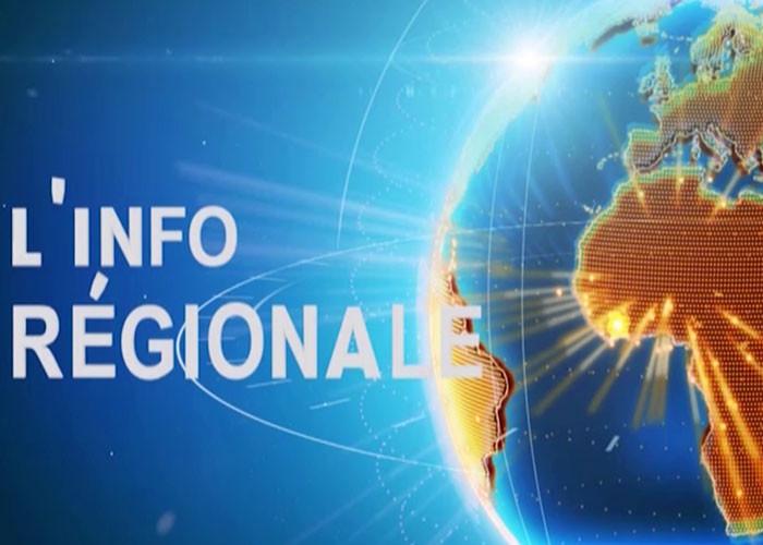 L'Info régionale du 10 juin 2021