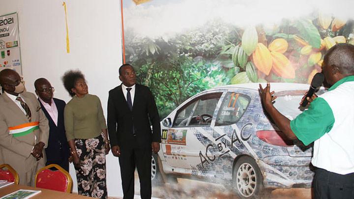 Un village de rallye ouvrira bientôt ses portes à Bongouanou