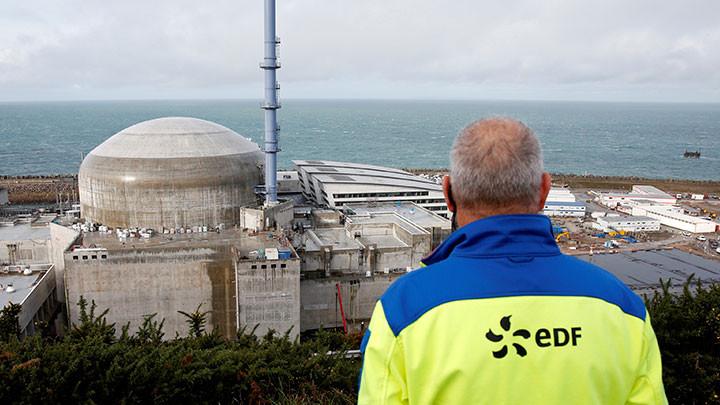 L'EPR, fleuron du nucléaire français aux déboires multiples
