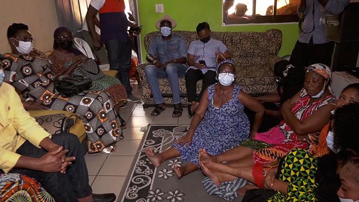 Pluies diluviennes à Abidjan : Le gouvernement aux côtés des familles des victimes