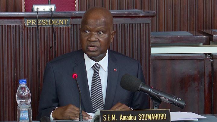 Assemblée Nationale: La conférence des présidents adopte le calendrier des travaux parlementaires 2021