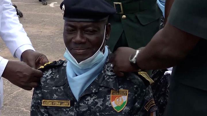 Affaires maritimes : 427 agents intègrent les rangs des Forces de Défense et de Sécurité
