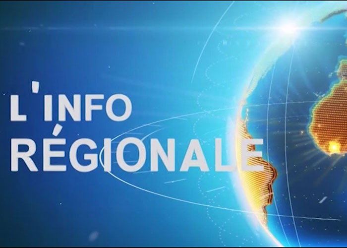 L'Info régionale du 30 mars 2021