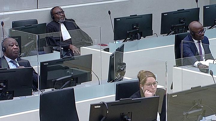 La CPI confirme l'acquittement de Laurent Gbagbo et Charles Blé Goudé