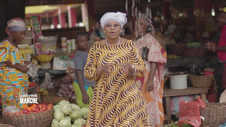 Les actions du gouvernement face à la hausse des prix des denrées alimentaires (La Côte d'Ivoire en Marche)