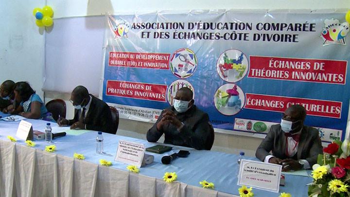 Lancement officiel en Côte d'Ivoire des activités de l'association française d'éducation comparée