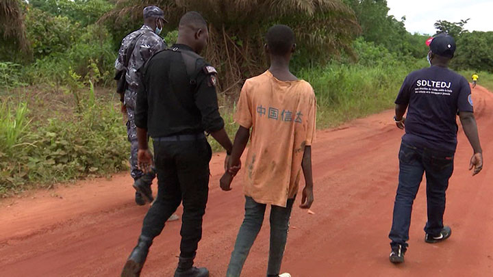 Lutte contre le travail des enfants : 68 enfants sauvés et 24 personnes interpellées à Soubré