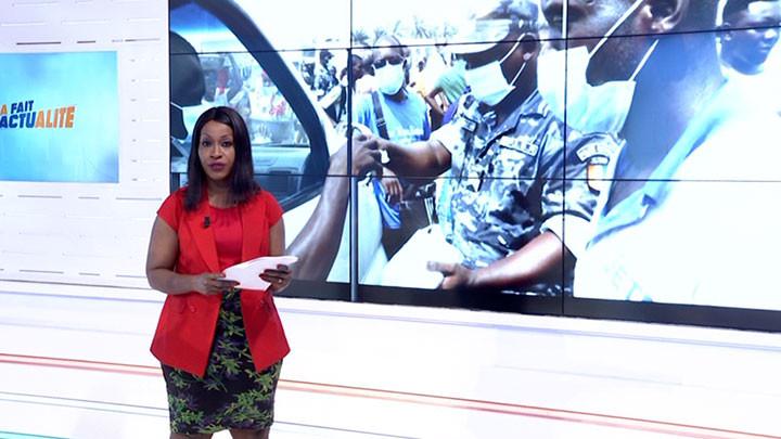 Covid-19 et Ebola, la Côte d'Ivoire face à des crises épidémiques (Ça fait l'actualité)