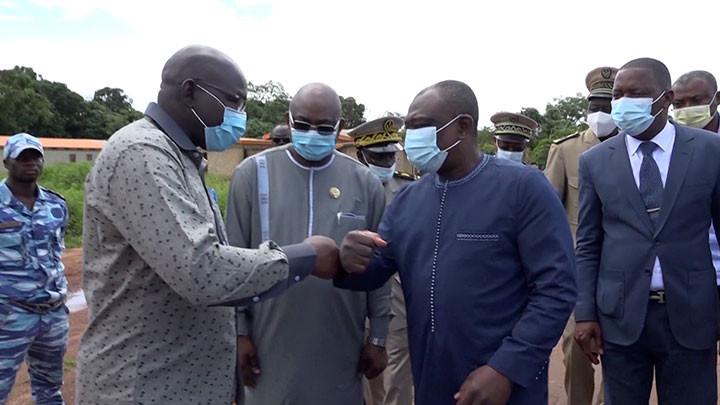 Conflit foncier Diawala - Niellé : Le ministre Kouadio Konan Bertin en mission de réconciliation