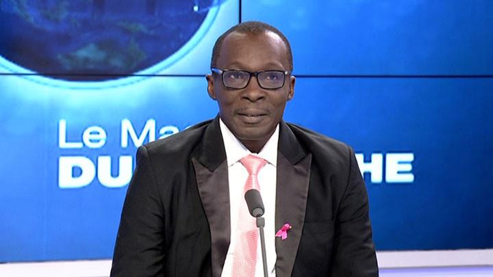 """""""99% des cas du cancer du sein concerne les femmes, dès 30 ans elles doivent se faire dépister"""" Prof Innocent Adoubi"""