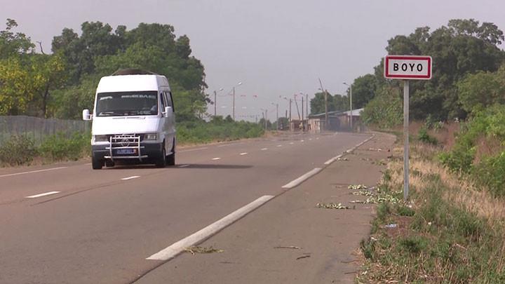 Bagoué: extension du réseau électrique de Boyo